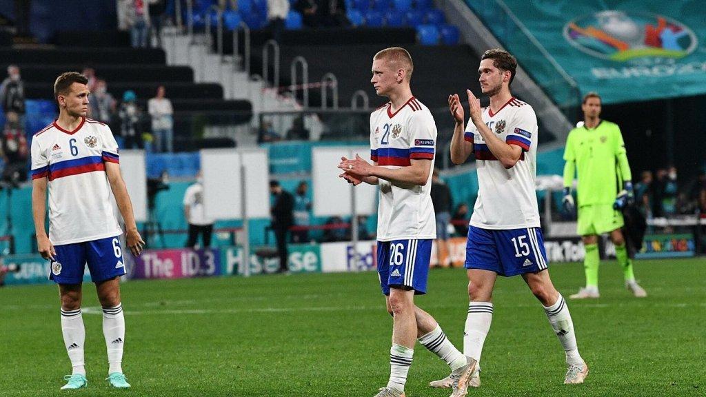 欧洲杯 俄罗斯vs芬兰插图