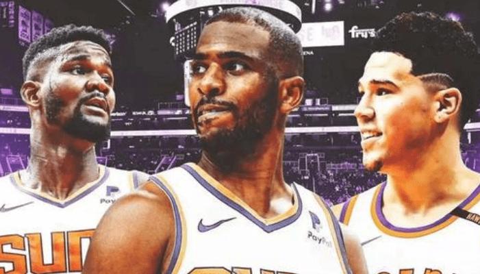 NBA 菲尼克斯太阳 VS 密尔沃基雄鹿插图