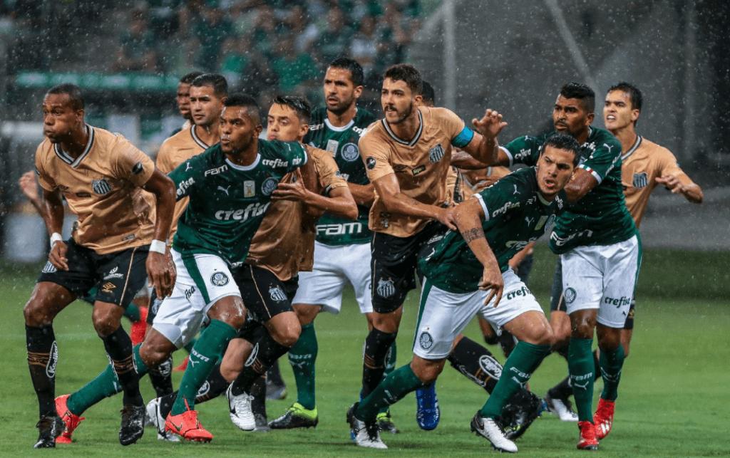 巴西甲帕尔梅拉斯vs 格雷米奥插图
