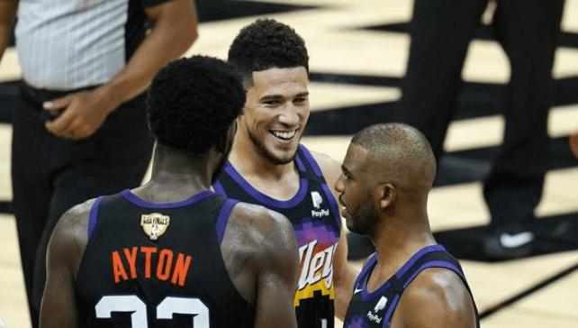 NBA 菲尼克斯太阳VS密尔沃基雄鹿插图