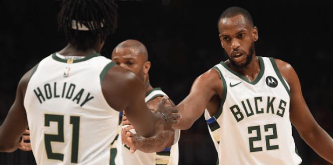 NBA 菲尼克斯太阳VS密尔沃基雄鹿插图(1)
