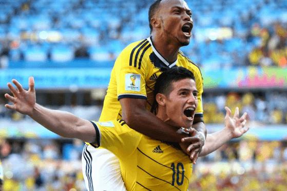 美洲杯 哥伦比亚VS阿根廷插图