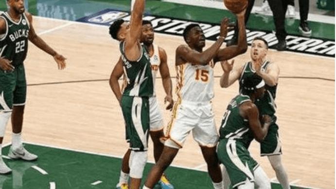 NBA 亚特兰大老鹰 VS 密尔沃基雄鹿插图
